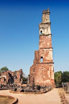 Augustine-ruïnes