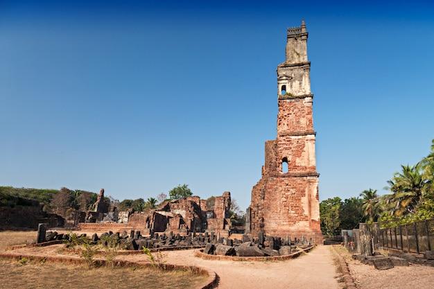 Augustinus ruïnes