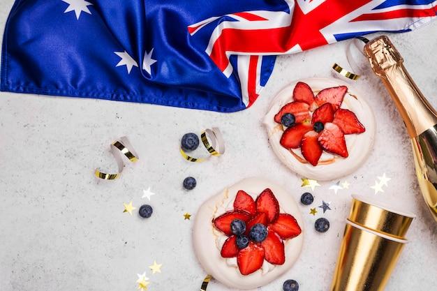 Australië dag concept