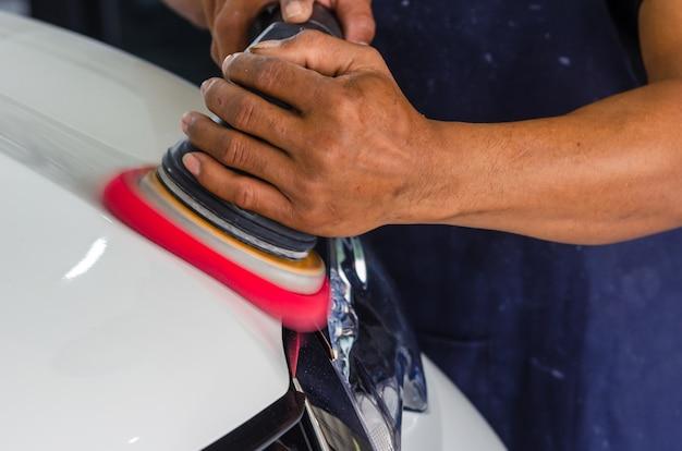 Auto detaillering auto