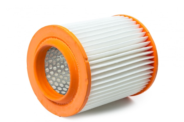 Auto filter close-up