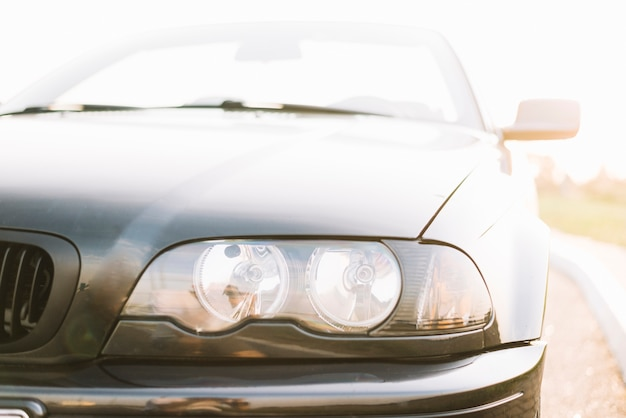 Auto koplamp