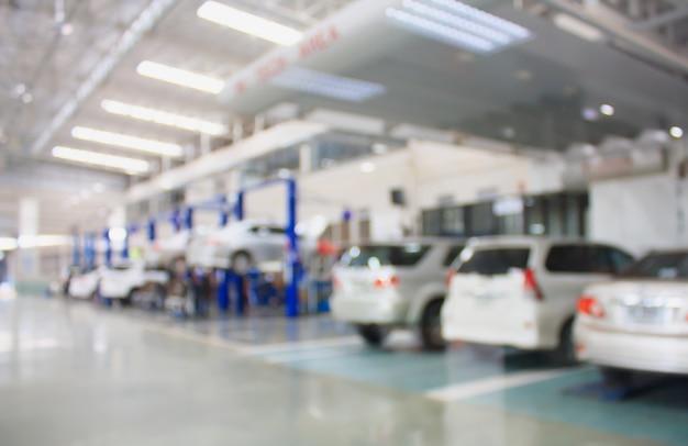 Auto reparatie onderhoud servicecentrum
