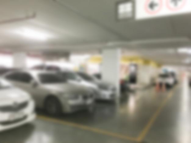 Auto's op een parkeerplaats