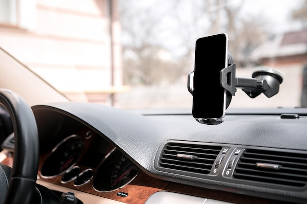 Auto slimme telefoonhouder