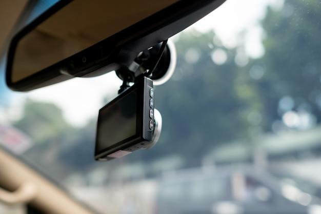 Auto videorecorder cctv veiligheid voorop