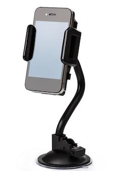 Autohouder voor mobiel apparaat