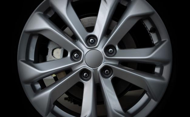 Autolwielen van autolakken