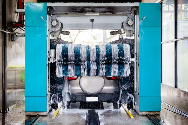 Automatische auto wasmachine
