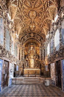 Aveiro, portugal - juli 02: stadsmuseum
