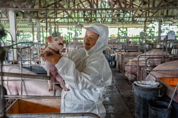 Aziatische dierenarts
