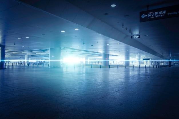 Aziatische luchthaven