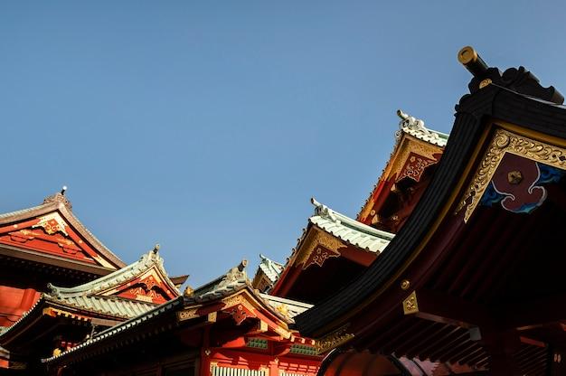 Aziatische toeristische trekpleister