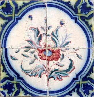 Azulejos van lissabon