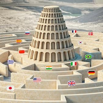 Babel toren