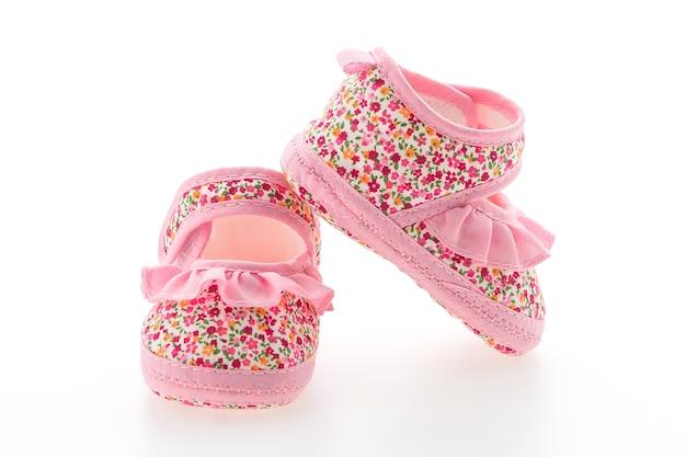 Baby meisje schoenen Gratis Foto