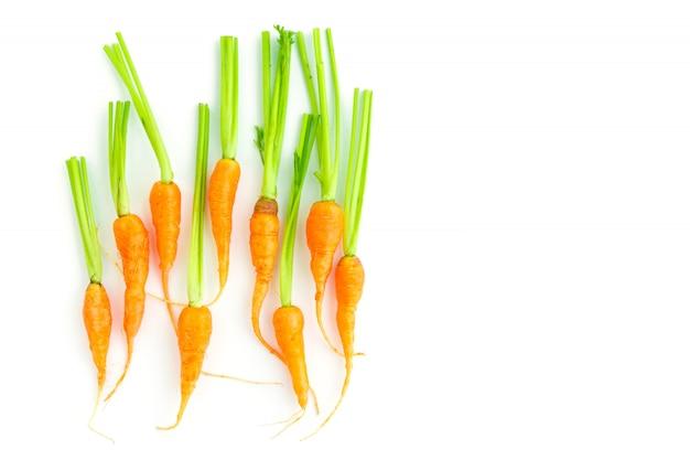 Baby wortel