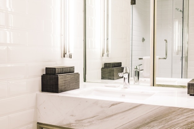 Badhuis badkamer kraan licht
