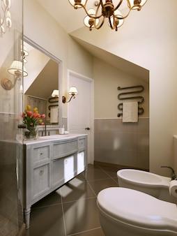Badkamer moderne stijl