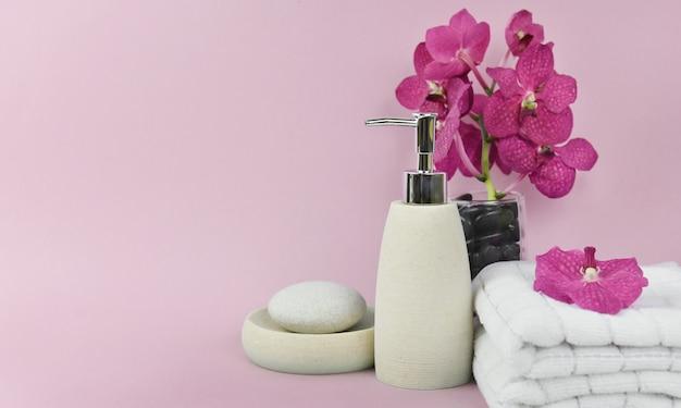 Badkamerbenodigdheden voor hotelservice, cosmetische producten