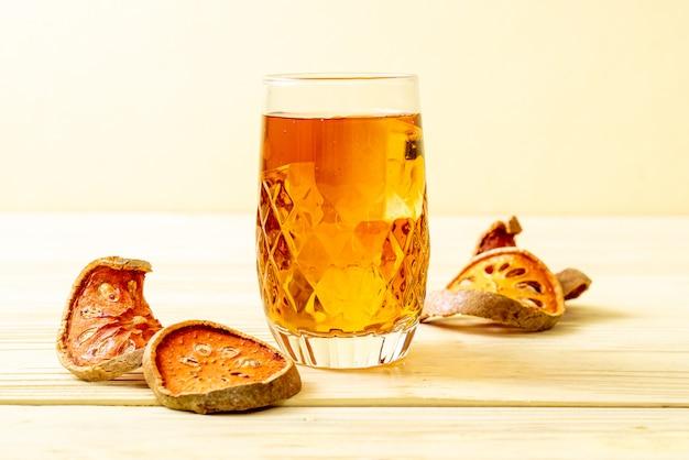 Bael fruit kruiden drank
