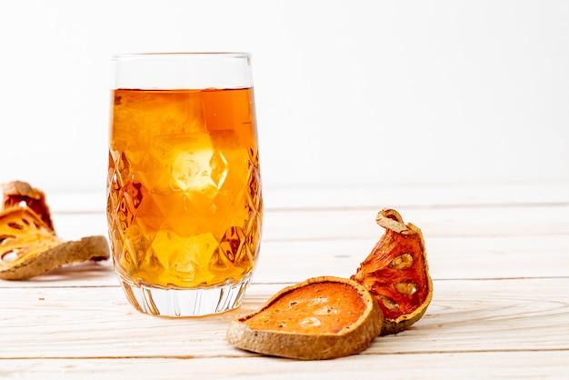 Bael fruit kruidendrank