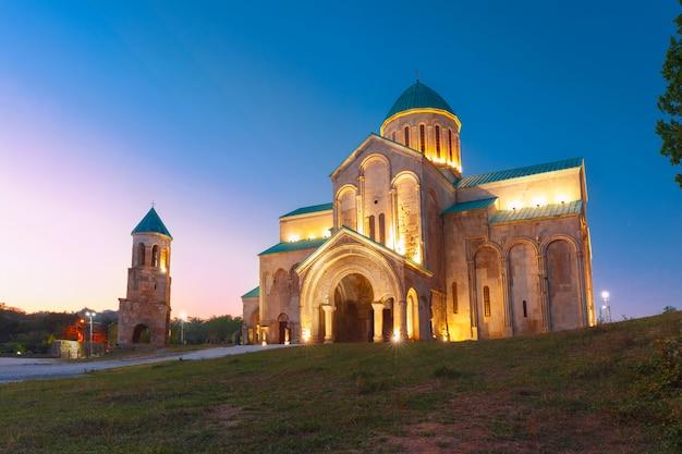 Bagrati kathedraal in koetaisi, imereti, georgië