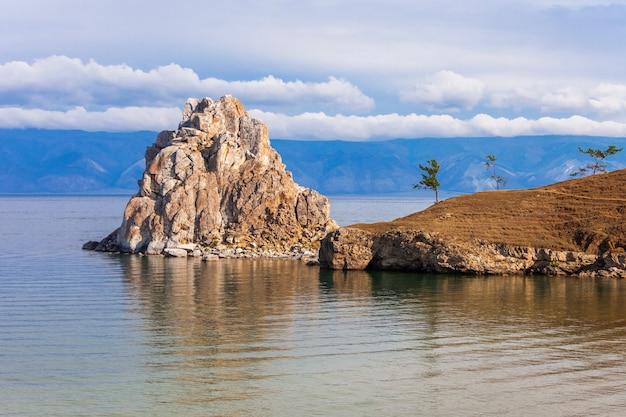 Baikalmeer in siberië