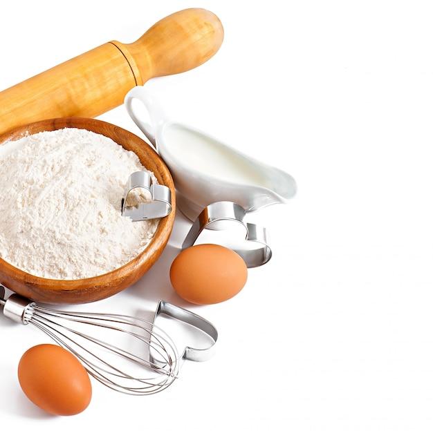 Bakken ingrediënten