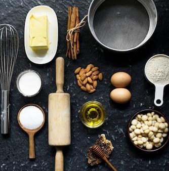 Bakkerij ingrediënten