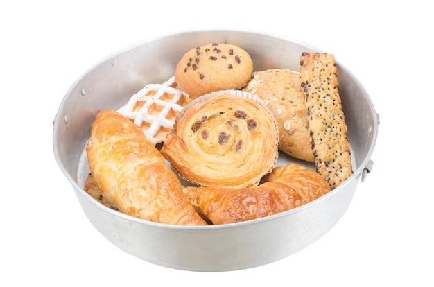 Bakkerijbrood met uitknippad