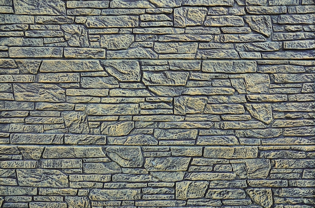 Baksteen hek textuur