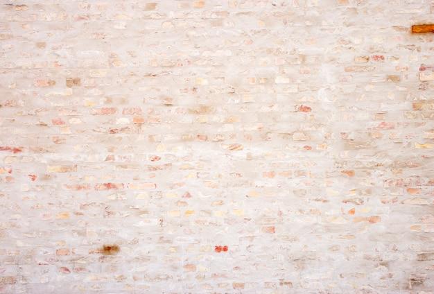 Bakstenen behang of textuur