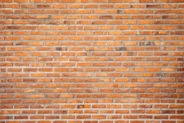 Bakstenen muur structuurpatroon