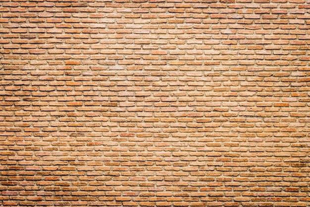 Bakstenen muur texturen achtergrond