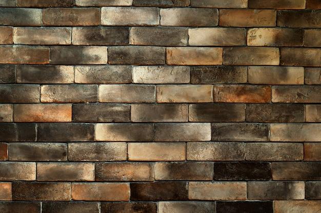 Bakstenen muur textuur achtergrond