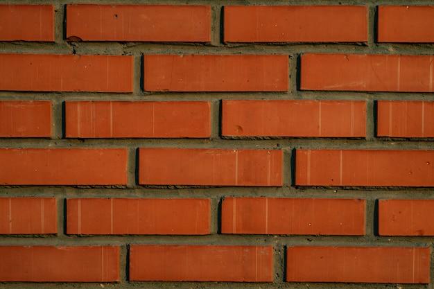 Bakstenen muur textuur natuurlijke kleur