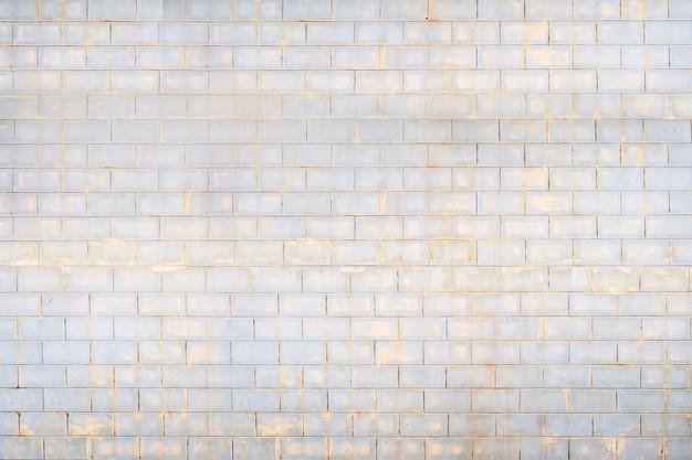 Bakstenen muurpatroon, de uitstekende oude achtergrond van de bakstenen muurtextuur grunge