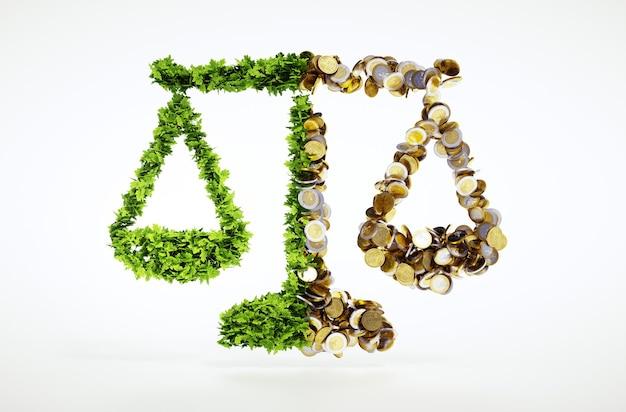 Balans tussen ecologie en business