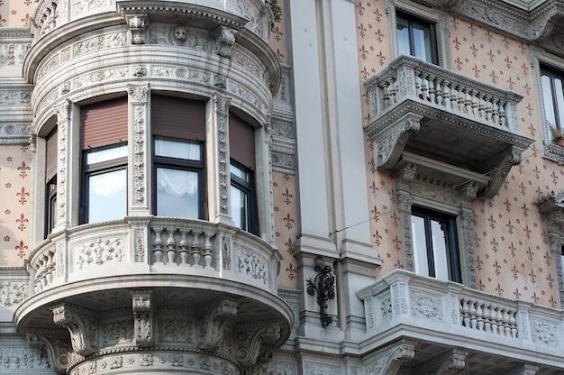 Balkon, milaan