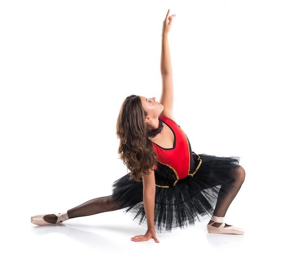 Ballerina dansen