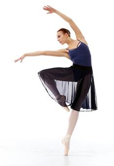 Ballerina uitvoeren