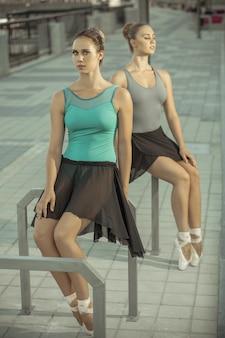 Ballet in de stad