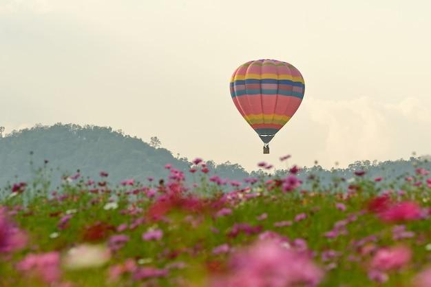 Ballon of hete lucht