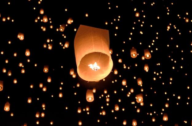 Ballonvuur thailand