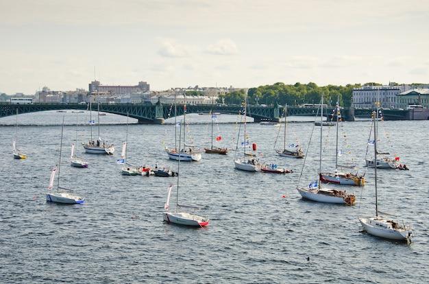 Baltische jachtweek. competities jachtklasse j70