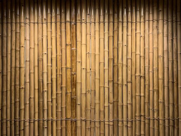 Bamboe, houten textuurachtergrond.
