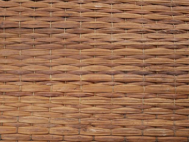 Bamboe muur achtergrond