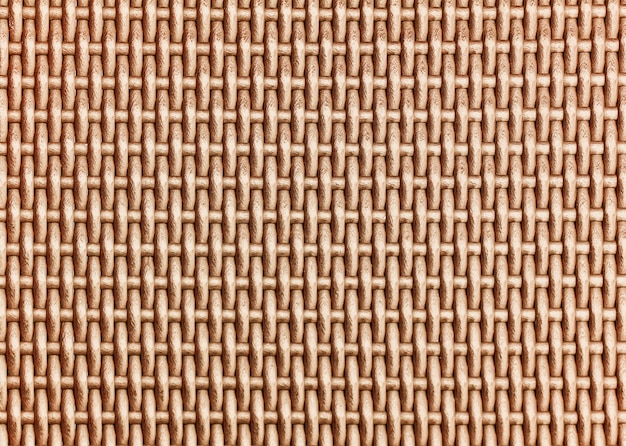 Bamboe weven patroon oppervlaktetextuur achtergrond