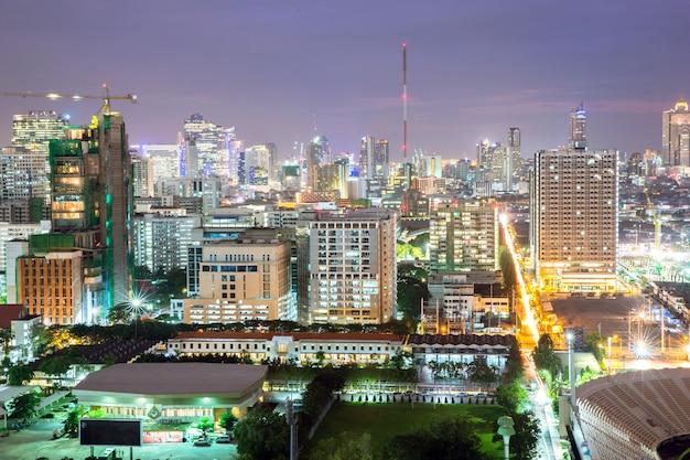 Bangkok centrum